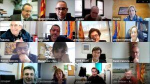 El Consorci d'Aigües Costa Brava Girona duu a terme el primer ple amb 47 municipis