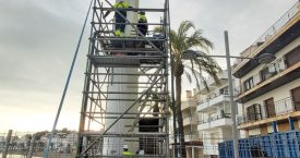 El Consorci de la Costa Brava repara dues canonades d'impulsió i restitució d'aigua residual a Llançà